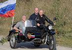 Tổng thống Putin bị khiếu nại vì đi xe máy không đội mũ bảo hiểm