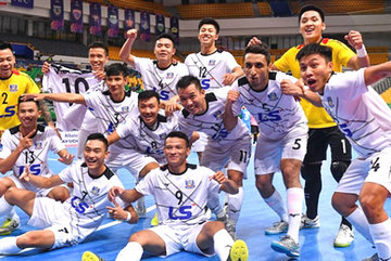 Thai Son Nam in AFC Championship's semis