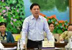 Bộ trưởng GTVT khuyên Hậu Giang xung phong thí điểm lãnh đạo đi xe máy
