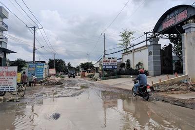 Ảm đạm mùa mưa, giá nhà khu Đông Sài Gòn không hạ nhiệt