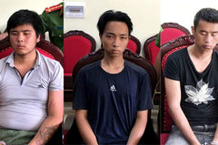 Three Chinese suspects arrested for murdering taxi driver