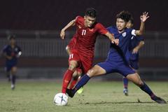 Vietnam tie with rivals Thailand at regional U18 tournament