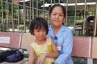 Sức sống mãnh liệt của cô bé mắc trọng bệnh bị bỏ rơi ở cổng chùa