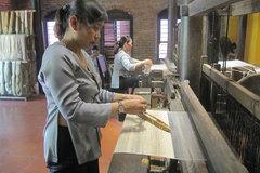 Silk festival builds trade links