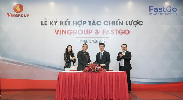 1500 xe VinFast Fadil tham gia thị trường xe công nghệ