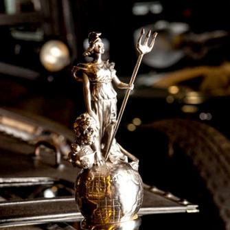 Rolls Royce cổ hàng độc của vua nước Anh Edward VIII