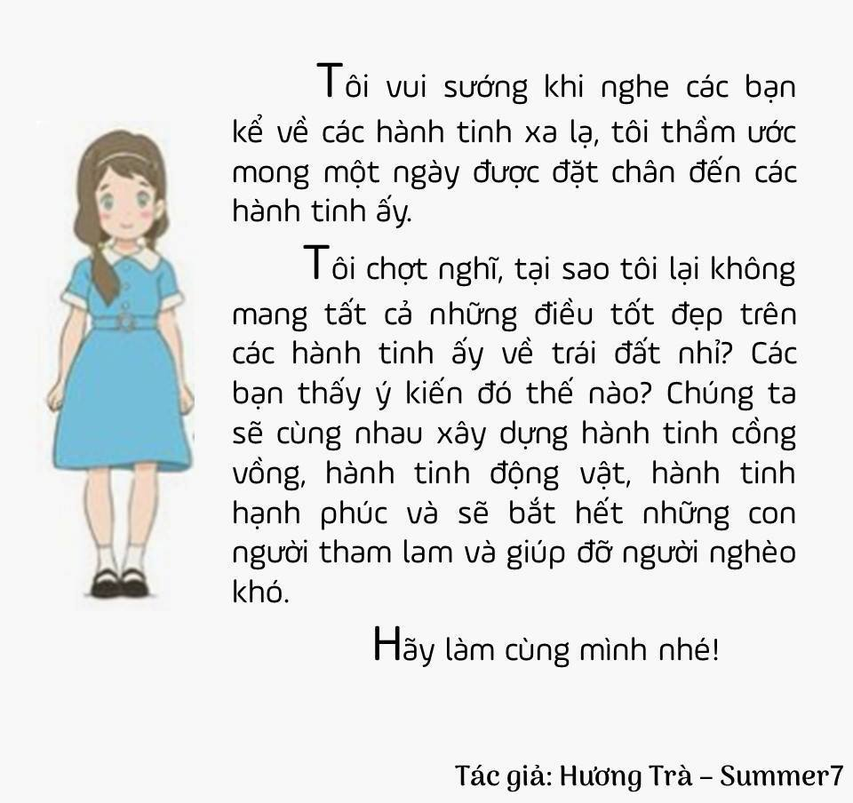 Cô giáo tiểu học dốc lòng cho mùa hè bay bổng của trẻ thơ