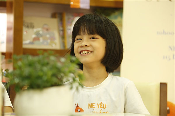 Nine-year-old triumphs at writing competition