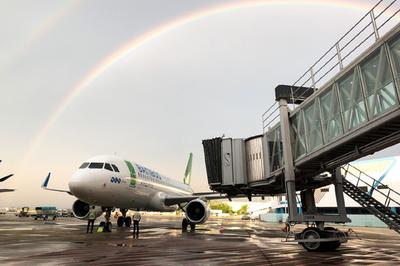 Tháng 7/2019, Bamboo Airways bay đúng giờ nhất toàn ngành hàng không VN