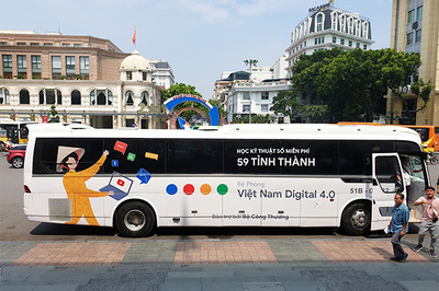 Google sẽ đào tạo kiến thức số 4.0 cho người dân Việt Nam