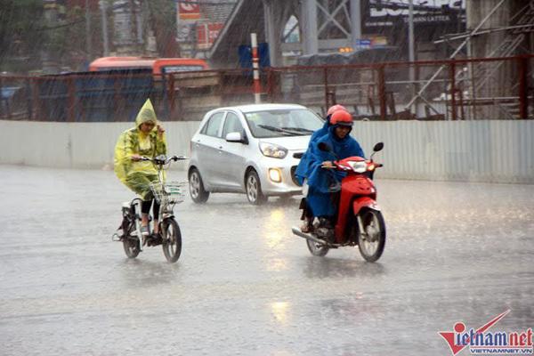 tin thời tiết,thời tiết Hà Nội,dự báo thời tiết,thời tiết