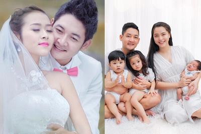 Đã có 3 con, Hải Băng giải thích lý do không làm đám cưới với Thành Đạt
