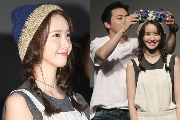 Yoona gây sốt với 'ngoại hình trung học' ở ngưỡng tuổi 30
