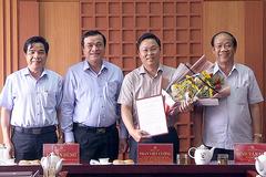 Công bố quyết định nhân sự của Ban Bí thư
