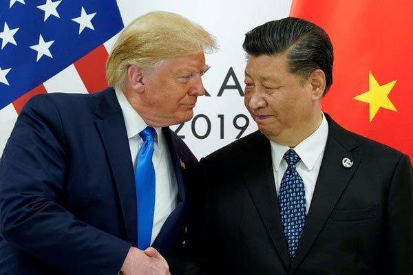Ông Trump đề nghị ông Tập gặp người biểu tình Hong Kong