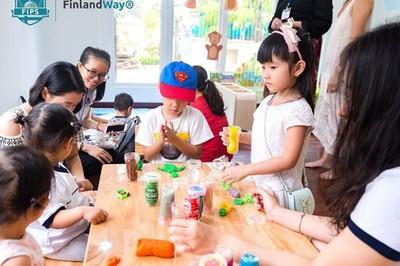 Trường mầm non Phần Lan đầu tiên ở VN khai giảng năm học mới