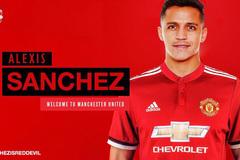 MU chia tay Alexis Sanchez, rào cản mức lương khổng lồ