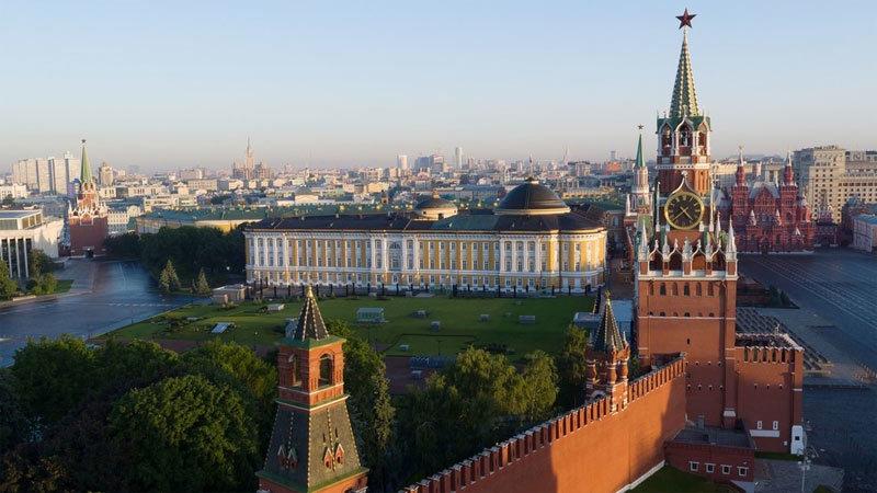 Phát hiện bom ở Điện Kremlin