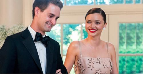 Tổ ấm 12 triệu USD siêu hot của tỷ phú Evan Spiegel và siêu mẫu Miranda Kerr