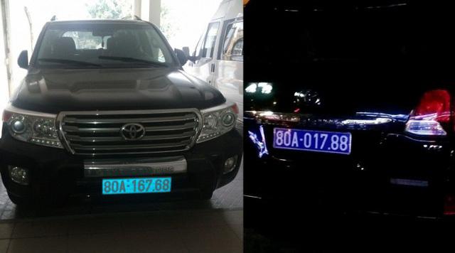 Gần 2 năm rao bán, xe biển xanh doanh nghiệp tặng Nghệ An vẫn không có người mua