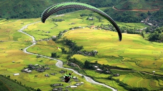 Assorted activities to advertise charm of Mu Cang Chai terrace fields