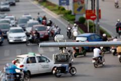 CSGT Hà Nội muốn lắp thêm camera, lái xe vi phạm bị phạt nguội