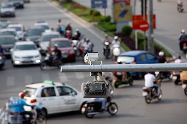 phạt nguội,Hà Nội,vi phạm giao thông