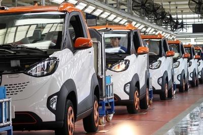 Xe điện ở trung quốc lao đao khi chính phủ cắt giảm trợ cấp