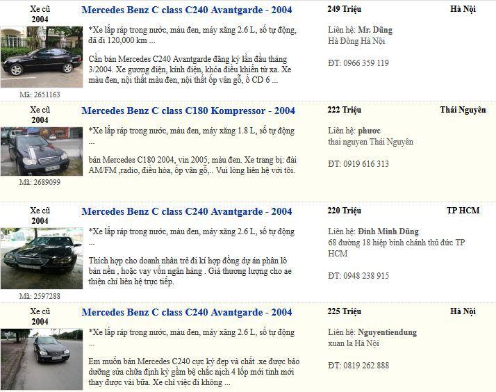 Xe sang cũ giá siêu rẻ, vài lần sửa 'bay' nguyên cả xe