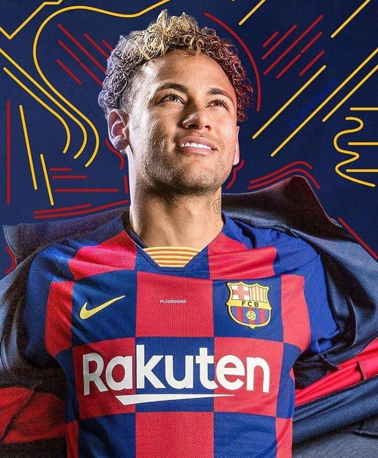 Neymar sẵn sàng giảm lương để trở về Barcelona