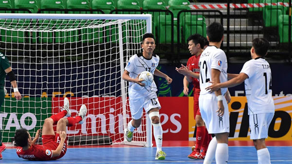 Thai Son Nam lose in semis, to compete for AFC bronze medal