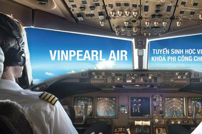 Vinpearl Air tuyển sinh phi công và kĩ thuật bay khoá 1