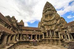 Campuchia cấm bán hàng và ăn uống xuanh quanh đền thờ Angkor Wat