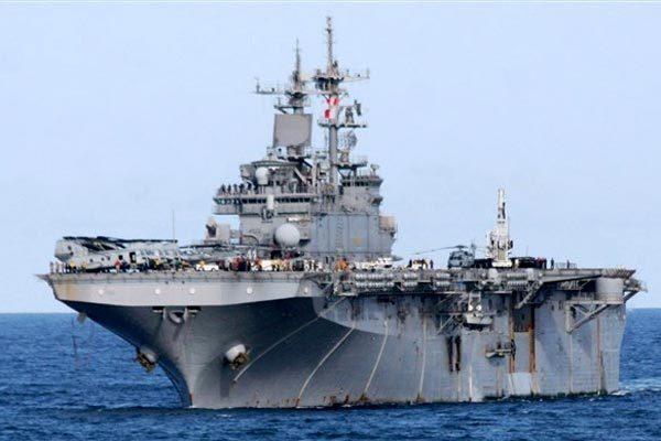 Mỹ,tàu tấn công đổ bộ,tàu chiến,hải quân,xe quân sự bọc thép,vũ khí,Iran