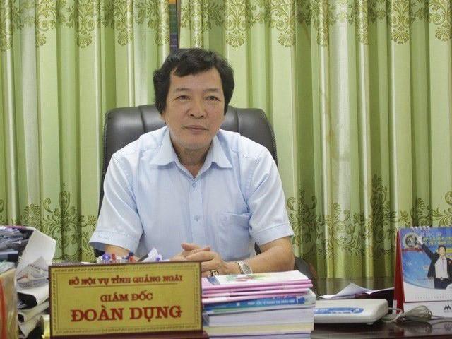 Giám đốc Sở Nội vụ gửi gắm người thân thi viên chức: 'Không vụ lợi'