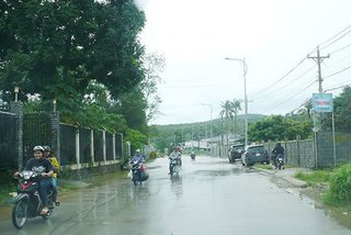 Flooding on Phu Quoc mainly results from old drainage system