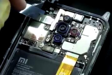 Xiaomi tiết lộ video sản xuất smartphone trang bị camera 'siêu khủng'