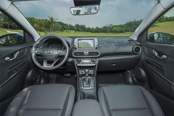 Tặng đến 30 triệu đồng cho khách mua Hyundai Kona