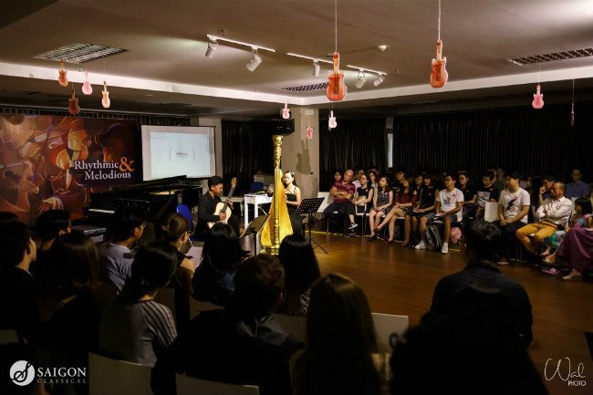 Chamber music concert set for next Monday in HCMC