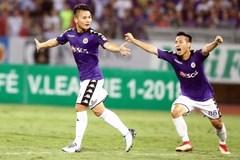 Quang Hải lập siêu phẩm, Hà Nội tiến gần ngôi vô địch