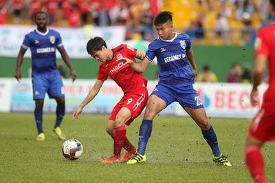 Vòng 21 V-League: HAGL tiến gần hạng Nhất