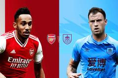 """Trực tiếp Arsenal vs Burnley: Chờ tam tấu """"siêu đẳng"""""""