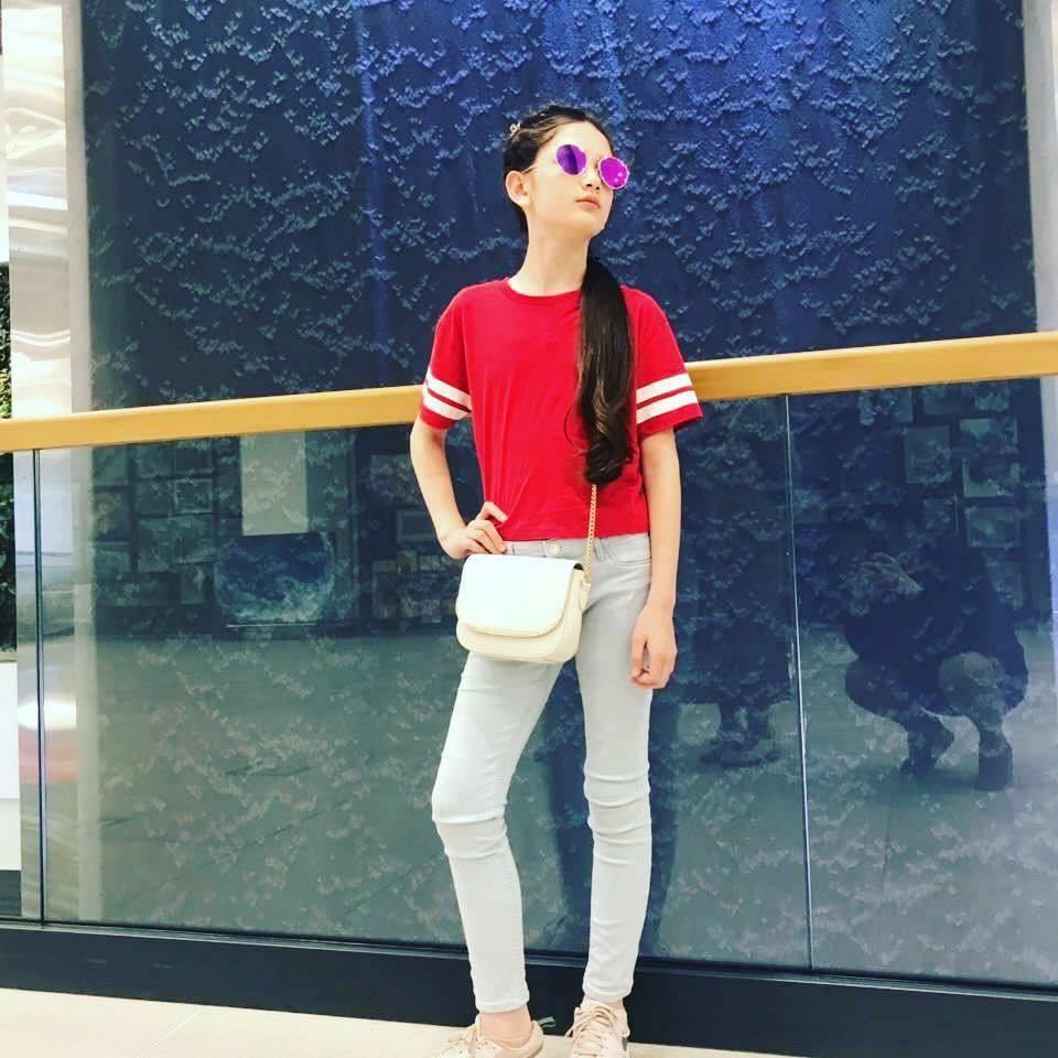 Hot girl,Lâm tây