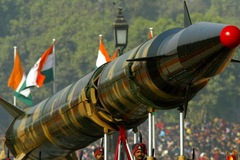 Ấn Độ tuyên bố sốc về sử dụng vũ khí hạt nhân