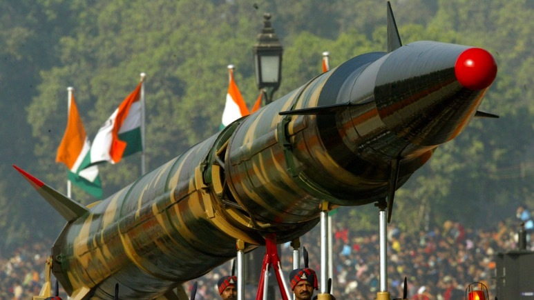vũ khí hạt nhân,Ấn Độ,căng thẳng leo thang,tranh chấp Kashmir