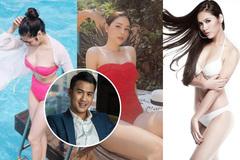 Dàn người tình nóng bỏng toàn mỹ nhân showbiz của em chồng Tăng Thanh Hà