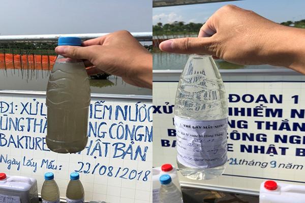 ô nhiễm môi trường,sông Tô Lịch