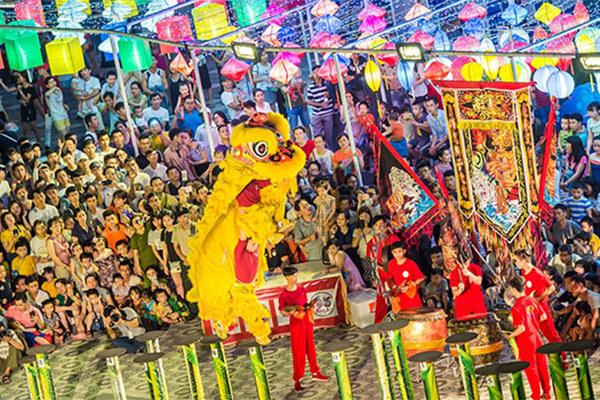 Lễ hội Lân sư rồng Quốc tế Đà Nẵng 2019 quy tụ nhiều tên tuổi đình đám
