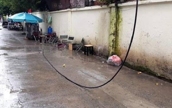 Tai Nạn Chết Người,Điện Giật,Sài Gòn