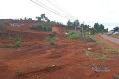 Bắt 2 cán bộ địa chính xã tham mưu cấp đất quốc phòng ở Đắk Nông
